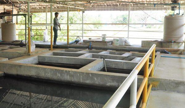 KWSH water supply facility